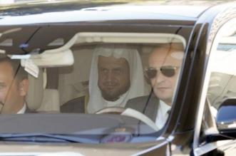 النائب العام سعود المعجب تركيا