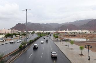 أمطار رعدية متواصلة على 6 مناطق - المواطن