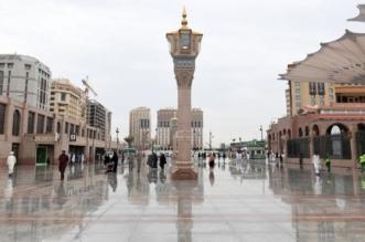 الأرصاد الجوية : استمرار السحب الرعدية الممطرة على ينبع والمدينة المنورة - المواطن