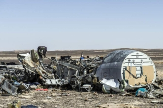 تحطم طائرة حربية روسية وفقدان طياريها - المواطن