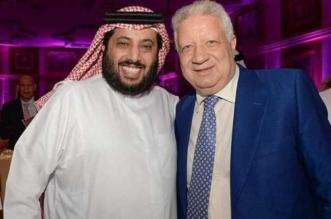 تقديرًا لمجهوداته.. نادي الزمالك يُكرم تركي آل الشيخ - المواطن