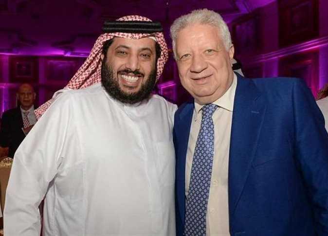 تقديرًا لمجهوداته.. نادي الزمالك يُكرم تركي آل الشيخ