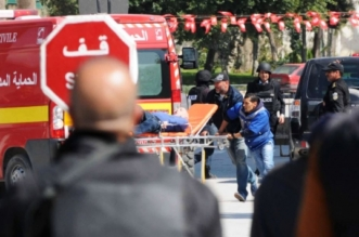 إمرأة تفجر نفسها قرب مقر وزارة الداخلية في تونس - المواطن