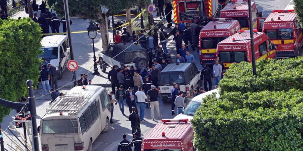 المرأة الملغمة في شارع الحبيب بورقيبة هل تنذر بعودة التنظيم الإرهابي إلى تونس؟