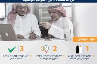 برنامج تمهير يمنح المنشآت 3 مزايا ويمكنها من الاستفادة من الكوادر الوطنية - المواطن