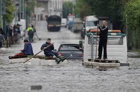 صور.. ارتفاع حصيلة ضحايا فيضانات فرنسا إلى 12 قتيلًا - المواطن