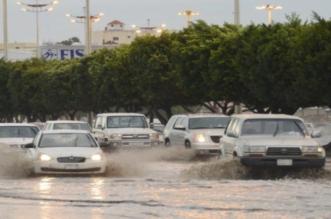 ١٤ حادثاً و١٩ إصابة في عسير بسبب الأمطار - المواطن