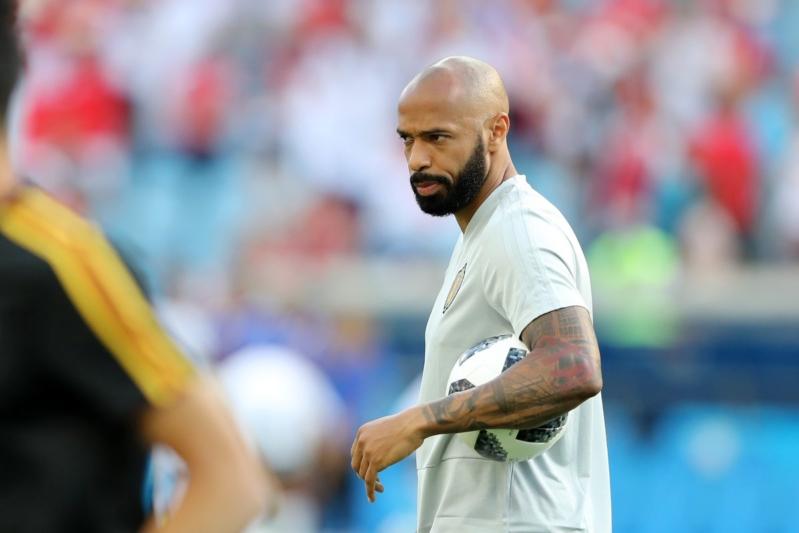 تيري هنري مدربًا جديدًا لموناكو حتى 2021