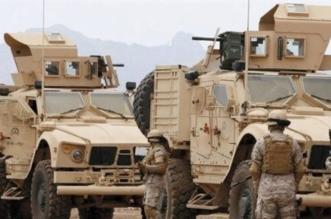دبابات تابعة لقوات العمالقة
