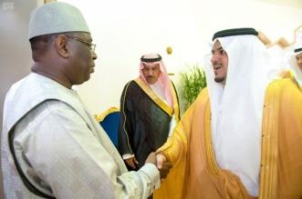 رئيس السنغال يصل الرياض للمشاركة في دافوس الصحراء - المواطن