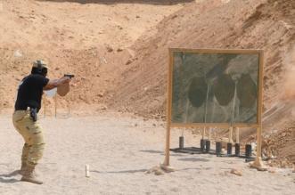 صور.. العنزي رامي الأمن العام يحصد ذهبيتي السرعة والتكتيكية - المواطن