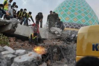 إنذار من تسونامي إثر زلزال قوي ضرب إندونيسيا - المواطن