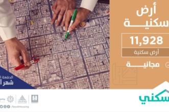 سكني يواصل إجراءات تسليم 61 ألف أرض مجانية في 55 محافظة - المواطن