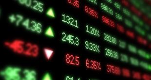 سوق الأسهم يغلق منخفضًا عند 7711.12 نقطة