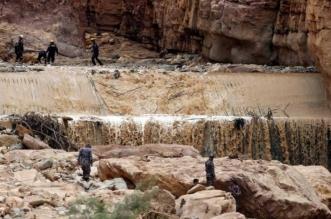 فاجعة سيول البحر الميت تطيح بوزيري التعليم والسياحة - المواطن