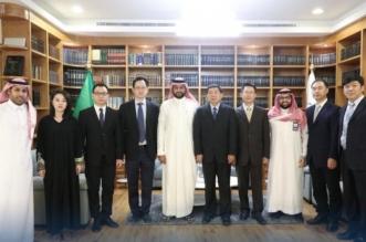شراكة سعودية صينية لتأسيس جمعية محامين لدول طريق الحرير - المواطن
