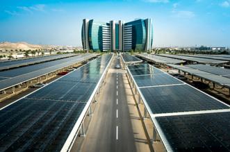 المملكة تؤكد مجدداً التزامها ببلوغ مكانة عالمية رائدة في مجال الطاقة الشمسية - المواطن