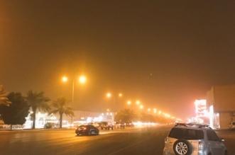 موجة غبار تداهم الرياض الآن - المواطن