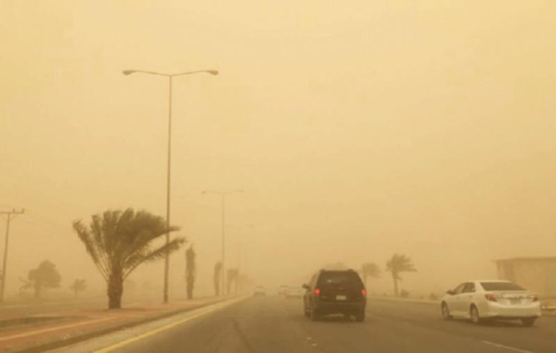 الأرصاد تحذر سكان مكة وعسير من التقلبات الجوية