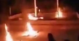 فيديو مروع.. سرق السيارات فأحرقوه حيًّا!
