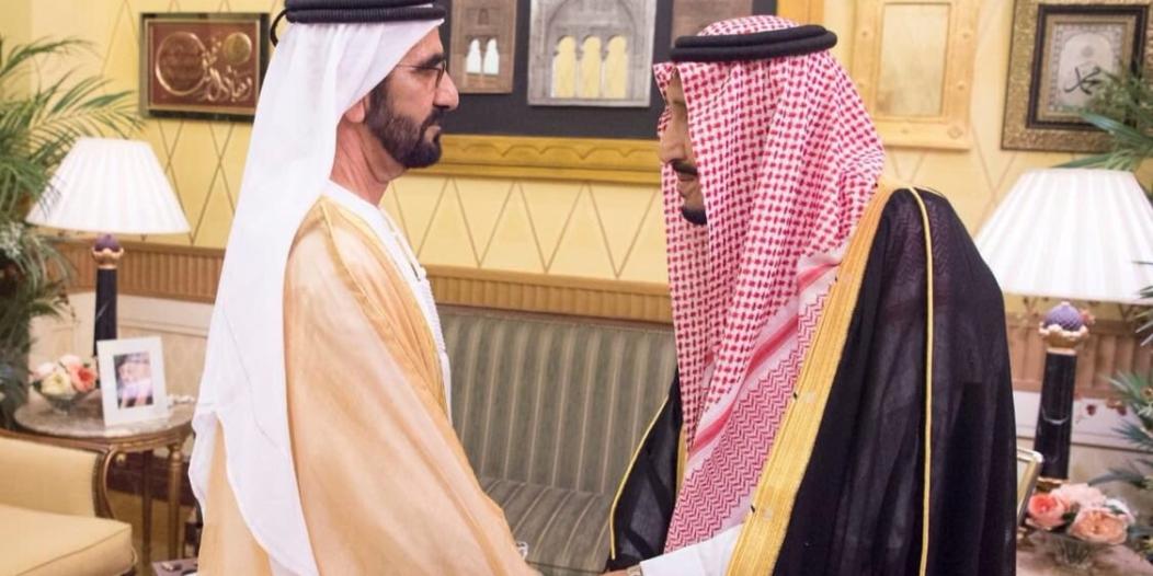 محمد بن راشد : المملكة شريك مؤثر في صياغة مستقبل الاقتصاد العالمي