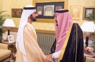 محمد بن راشد : المملكة شريك مؤثر في صياغة مستقبل الاقتصاد العالمي - المواطن