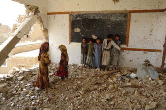الميليشيا دمرت أكثر من 5 آلاف مدرسة وحرمت مليوني طفل يمني من الدراسة - المواطن