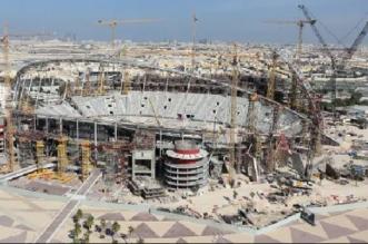 لأول مرة.. الفيفا يُدين ممارسات قطر لاستضافة كأس العالم 2022 - المواطن