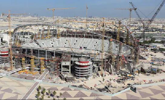 لأول مرة.. الفيفا يُدين ممارسات قطر لاستضافة كأس العالم 2022