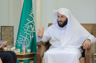 وزير العدل يوجه محكمة التنفيذ في تبوك بسرعة إنفاذ توجيه الملك - المواطن