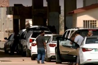 فيديو.. معبر نصيب بين سوريا والأردن يعود للحياة - المواطن