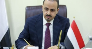 الإرياني: تلويح الحوثيين باستهداف الملاحة تصعيد خطير