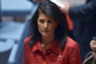 قبل أن تغادر منصبها.. هل تفضح نيكي هايلي جاسوس تنظيم الحمدين ؟ - المواطن