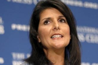 استقالة المندوبة الأمريكية الدائمة لدى الأمم المتحدة نيكي هايلي - المواطن
