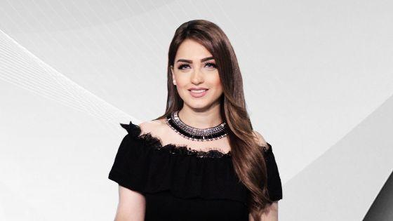فستان ياسمين عز المثير يلفت الأنظار عن احتفالية نصر أكتوبر