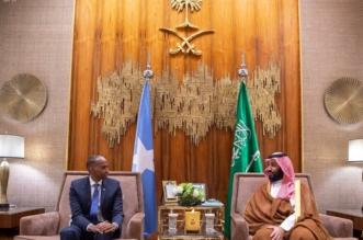 ولي العهد يستعرض مع رئيس وزراء الصومال العلاقات الثنائية والمستجدات الإقليمية - المواطن