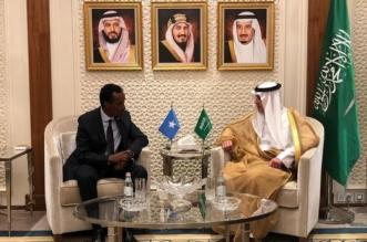 الجبير يستعرض العلاقات الثنائية مع وزير الشؤون الخارجية الصومالي - المواطن