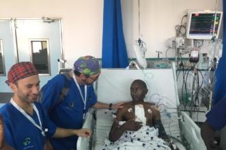 البلسم3 تستعد لمعالجة 176 مريضاً من جمهورية تنزانيا - المواطن