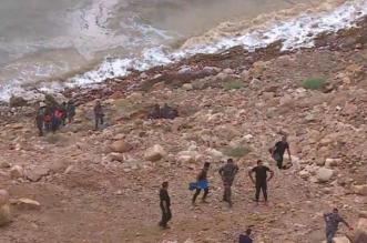 سفير المملكة لدى الأردن يعزي في ضحايا السيول - المواطن