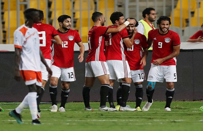 مصر ضد سوازيلاند