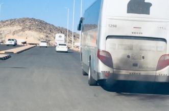 فيديو صادم.. سائقا فرع الجامعة بظهران الجنوب يهددان حياة الطالبات - المواطن