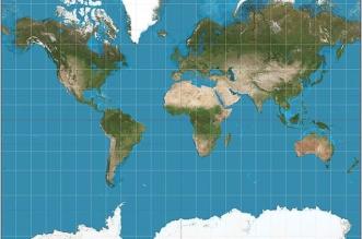 بالصور.. علماء بريطانيون: درسنا على مدى 400 عام خرائط غير صحيحة - المواطن