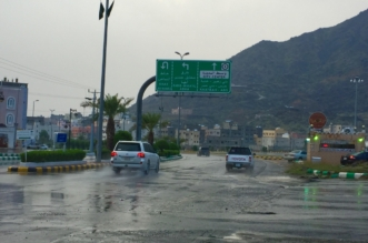 الحالة مستمرة.. الأرصاد تعلن عن خريطة الأمطار غدًا - المواطن
