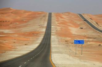 قريباً.. تدشين طريق السعودية - عمان البري - المواطن