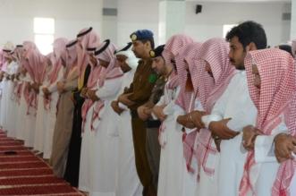 صور.. جموع غفيرة تشيع الشهيد عسيري في محايل - المواطن