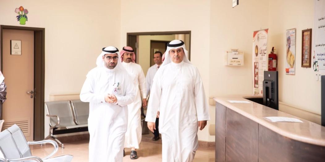 العماني يفتتح فعاليات اليوم العالمي للسرطان في مركز صحي الحرس برفحاء
