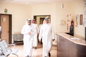 العماني يفتتح فعاليات اليوم العالمي للسرطان في مركز صحي الحرس برفحاء - المواطن