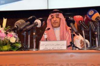 فهد بن حثلين: الإعلان عن موعد مهرجان الملك عبدالعزيز للإبل غداً - المواطن