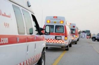 فيديو.. تفاصيل وفاة شخصين وإصابة 9 في تصادم مروع بیدمة - المواطن