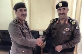 العميد ابن مرضي مساعداً لمدير شرطة عسير والمنجم مديراً لشرطة الخميس - المواطن